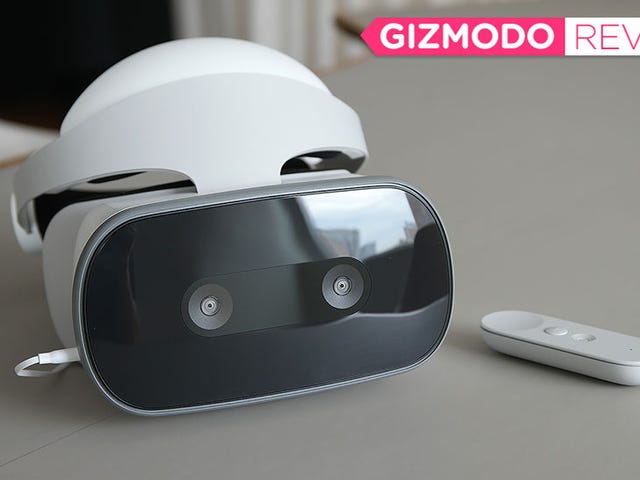 Lenovo Made a Souped Up Oculus Go That's Missing Just One Key Feature