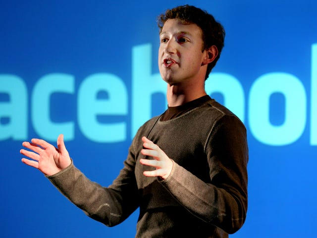 Good News, We're Getting Two Congressional Hearings With Mark Zuckerberg for the Price of One