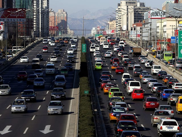 China to Make RFID Chips Mandatory in Cars So the Government Can Track Citizens on the Road