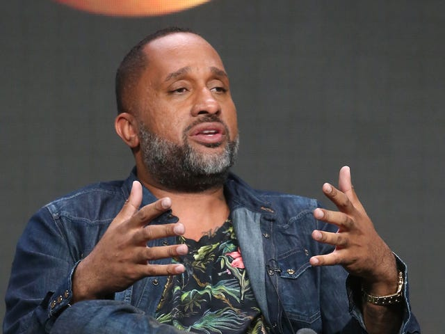 Black-ish Creator Kenya Barris: 'I Will Be So Happy When Diversity Is Not a Word'