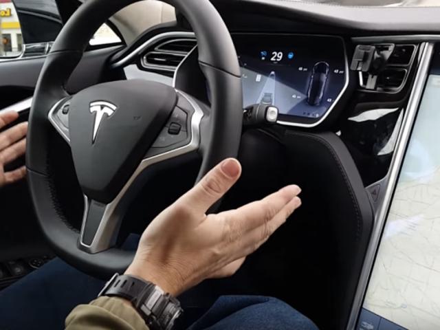 Limits Of Tesla's Autopilot And Driver Error Cited In Fatal Model S Crash