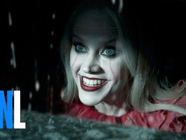 Kellyanne Conway come Pennywise è spaventoso, ma è più scarier della vera Kellyanne?