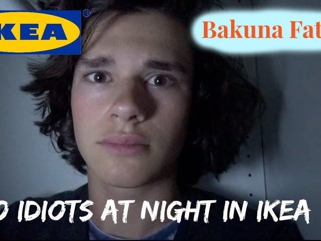 Mean Dad Ikea Says No More Illegal Teen Sleepovers Allowed