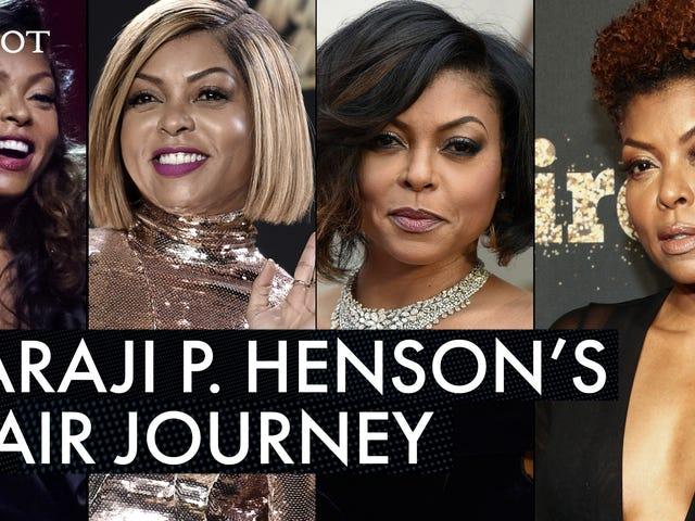 Taraji P.Henson Saç Bakımının 'Fenty'i Olmak İstiyor