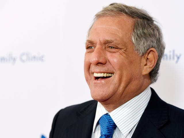 CBS Is Trying to Figure Out What to Do About Les Moonves