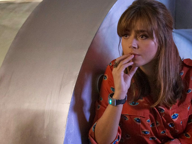 We Might Not Have Heard the Last of Doctor Who's Clara Oswald