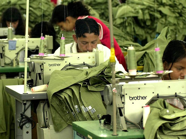 Why Don't College Students Give a Shit About Sweatshops Anymore?