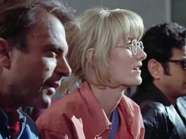 Den originale rollebesætning af Jurassic Park vender tilbage til Jurassic World 3