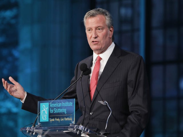 De Blasio Won't Endorse Cuomo For Re-Election Because He's 'Not Talking About 2018 Right Now'