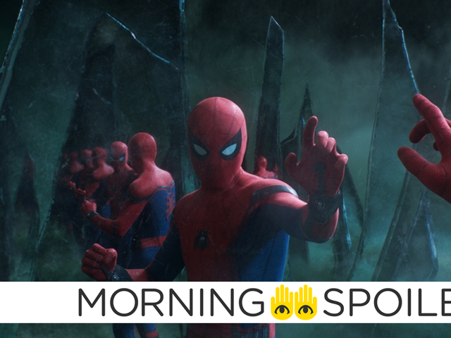 Updates From Terminator and The Mandalorian, Plus More Spider-Man Murmurs