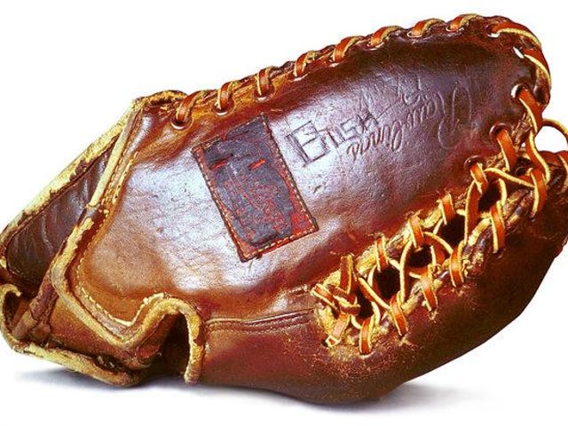 Poppy's Glove: President George H.W. Bush's Life in 13 Objects (NYT)