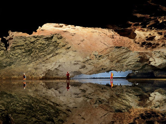 Dive Into the World's Biggest Cave