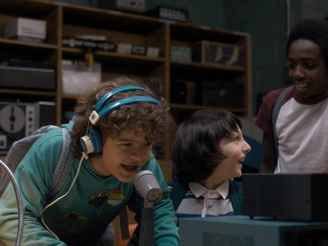 The Stranger Things 2 Soundtrack Is Good Work Music
