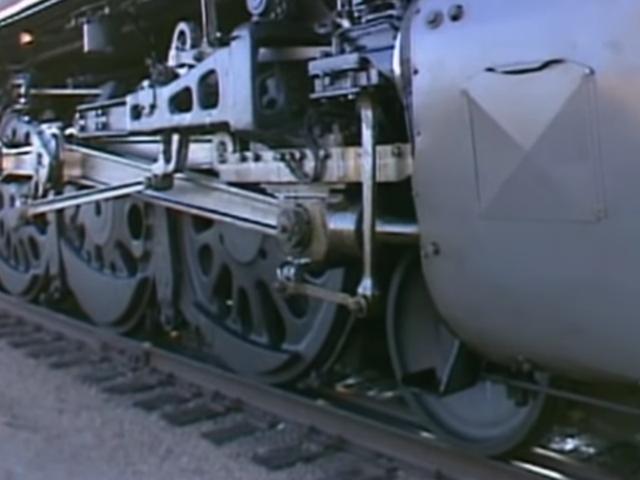 Bedienung einer Dampflokomotive