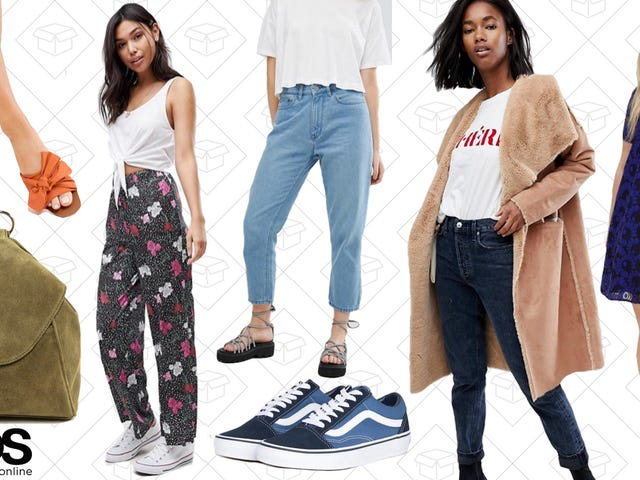 ASOS is Back Again With Extra Discounts Off Thousands of Items
