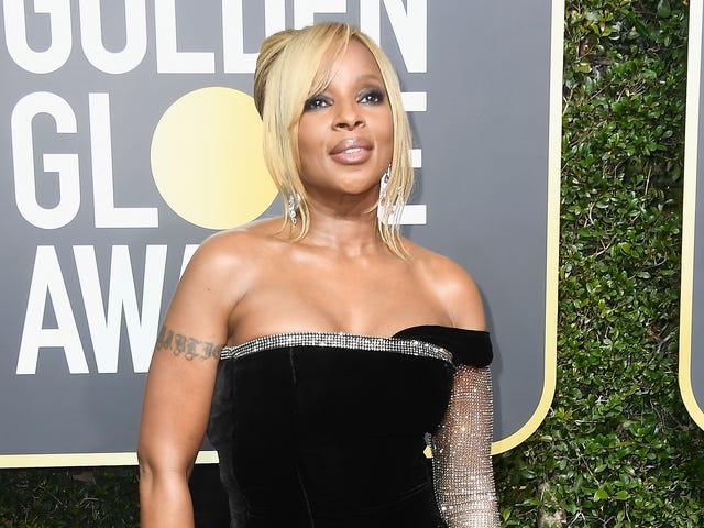 Mary J. Blige Talks Sexual Harassment at Golden Globes Event: 'Don't Touch Me or I'll Kill You'