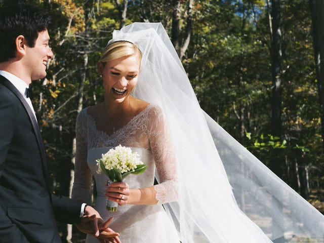 Congrats to Karlie Kloss on Being Officially Related to Ivanka Trump and Jared Kushner