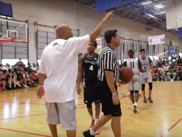 LaVar Ball Forfeits His Son's AAU Game After Earning A Technical Foul