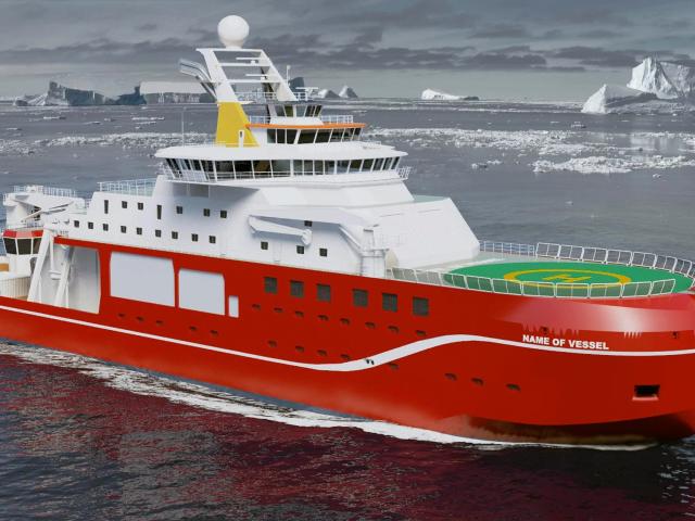 Hauska poliisi: Laivaa ei kutsuta Boaty McBoatfaceiksi