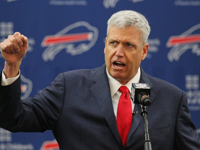 Rex Ryan Still Doesn't Mind Not Really Having A QB