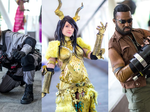 The Best Cosplay From AnimeFest 2018