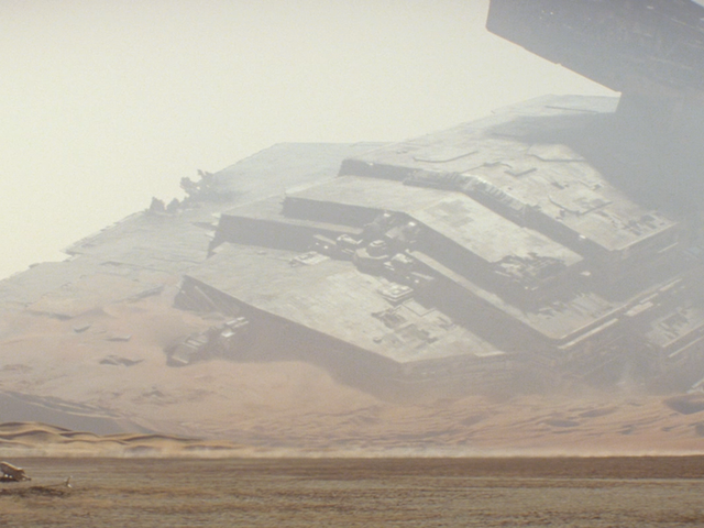 Watching This Guy Build a Giant Lego Star Destroyer Is Hypnotic