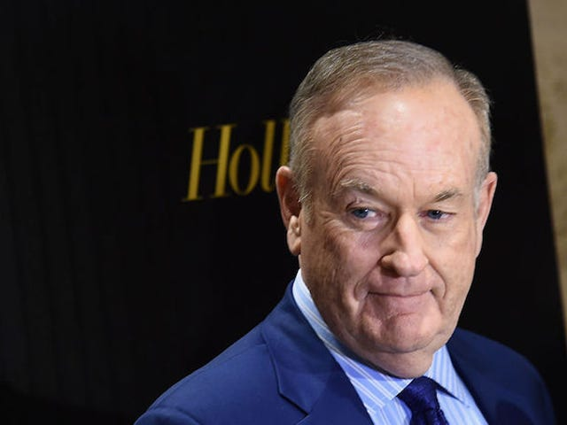Bill O'Reilly Is Being Sued for Defamation By a Woman With Whom He Previously Settled