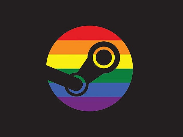 Steam Finally Adds Official LGBTQ+ Tag For Games