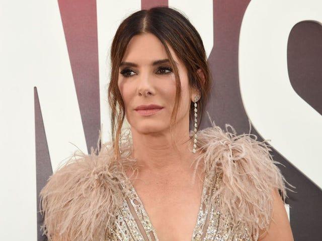 Sandra Bullock's Terrifying Oscar Host Idea Is My Favorite Yet