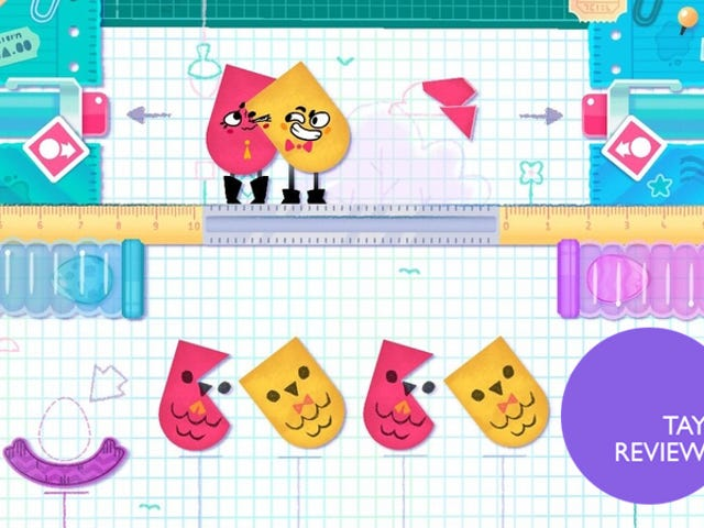 Snipperclips: The TAY Review