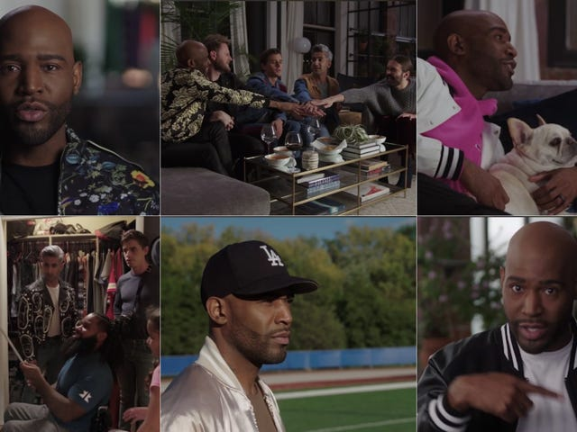 Karamo Brown's Queer Eye Season 4 Jackets, Ranked From Least to Most Karamo