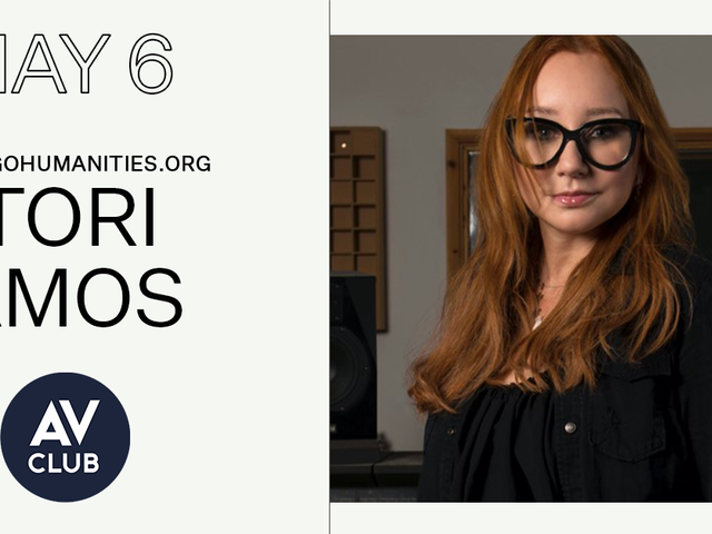 Join us for a chat with Tori Amos and the Chicago Humanities Fest