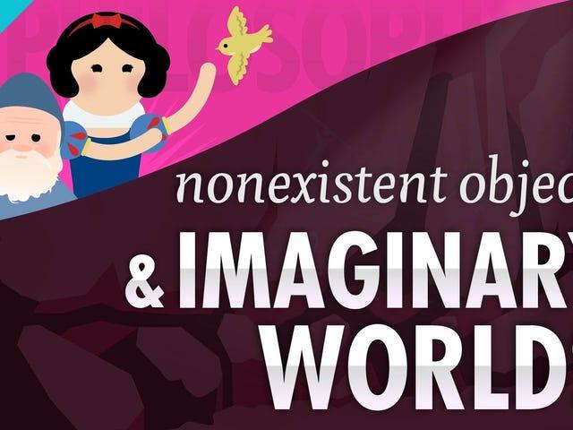 Crash Course Membawa Kita Lihat Wacana Dunia Imajinasi