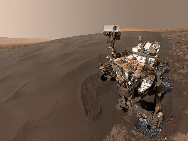 Curiosity's Next Mission Will Focus on Life on Mars