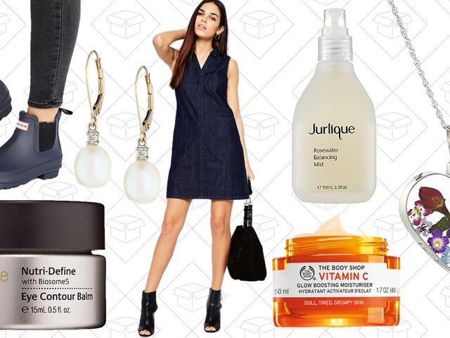 Dagens bedste livsstils tilbud: Levi's, The Body Shop, Jurlique, ASOS og meget mere