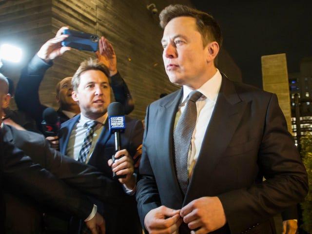 Peraturan Juri Anda Boleh Panggilan Elon Musk seorang Lelaki Pedo