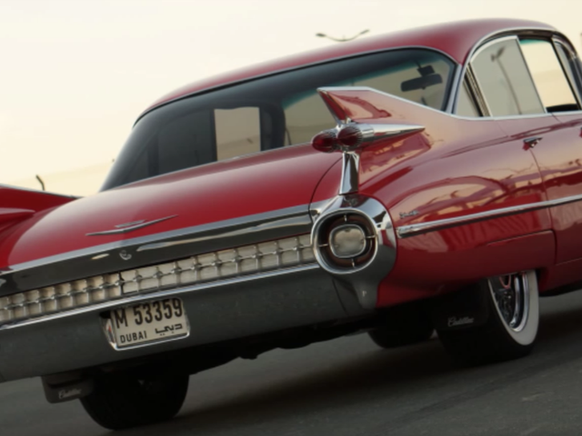 Watch This Dude Autocross A 1959 Cadillac Like A Real American Hero