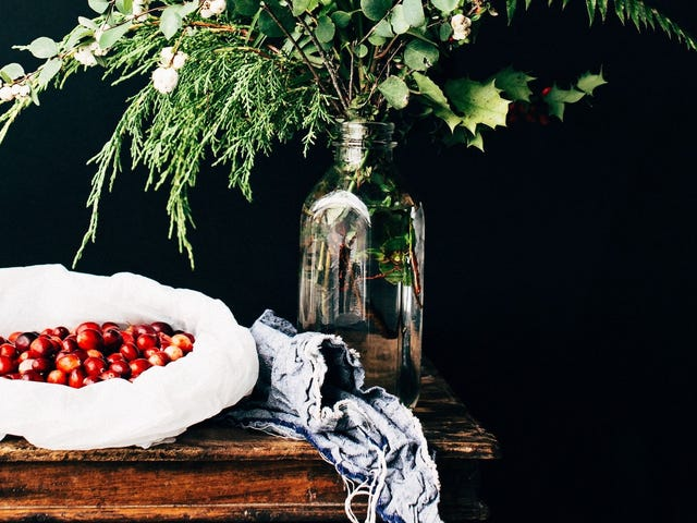 Pickled Cranberries Are Your New Favorite Condiment