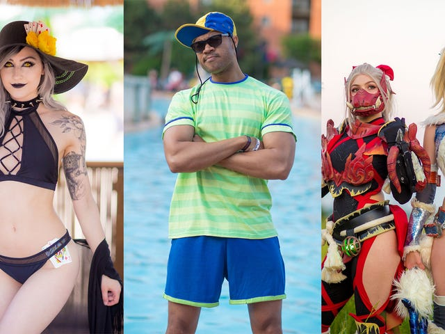 The Best Cosplay From ColossalCon, One Of The Biggest Shows Of The Year