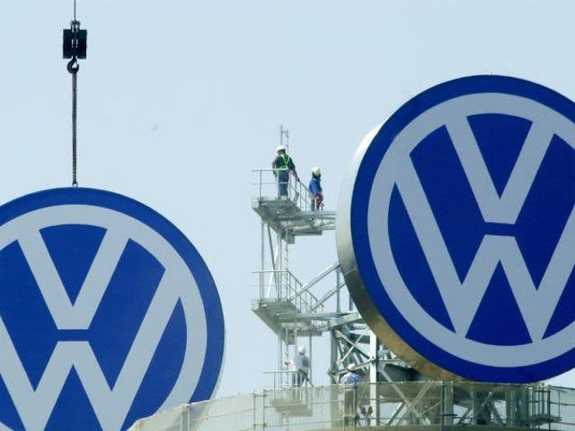 VW Settles Dieselgate Lawsuit Just Days Before Trial