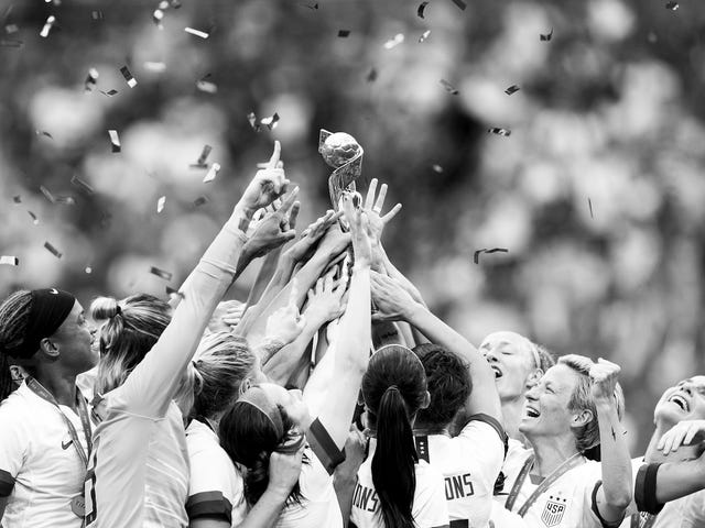 Жіночий чемпіонат світу все ще належить Америці, але наскільки довше?
