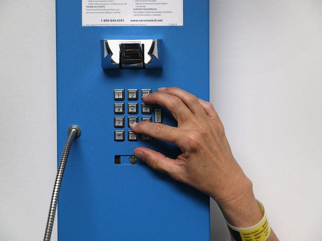 As Part of Statewide Reform, New York Graciously Grants Inmates in Solitary One Call Per Week