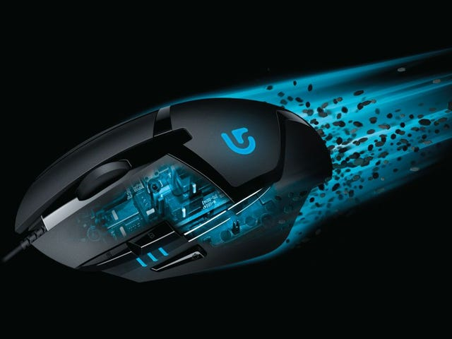 "The New ""World's Fastest"" Gaming Mouse"
