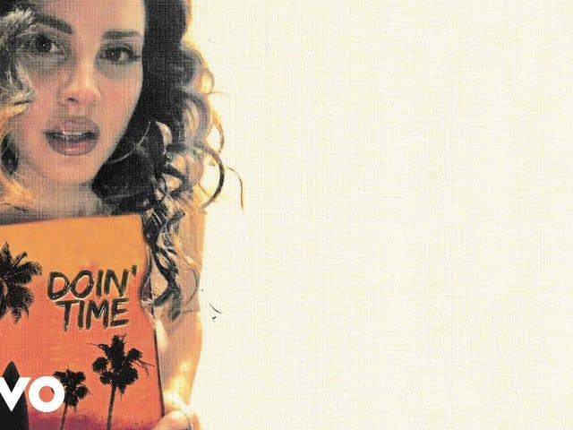 Lana Del Rey — 'Doin' Time'