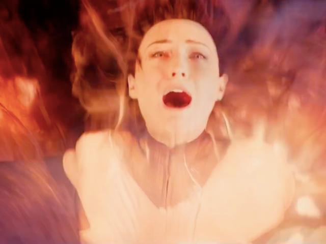I <i>Dark Phoenix</i> &#39;s Final Trailer, synger Jean Gray sin Swansong