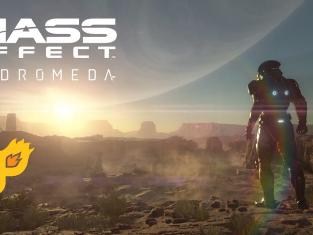 Hot Take: Mass Effect: Andromeda (PS4, XBox One, PC)