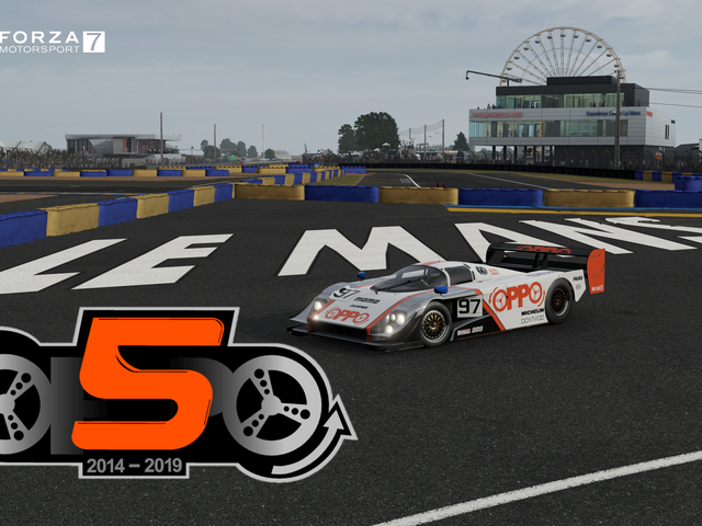 The 6th Annual Oppositelock 2.4 Hours Of Le Mans - Sunday, June 16th At 6:00 PM EDT (Weather Finalized, BoP Finalized)