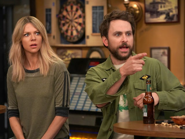 An It's Always Sunny clip show demonstrates the pitfalls of stretching the show's formula