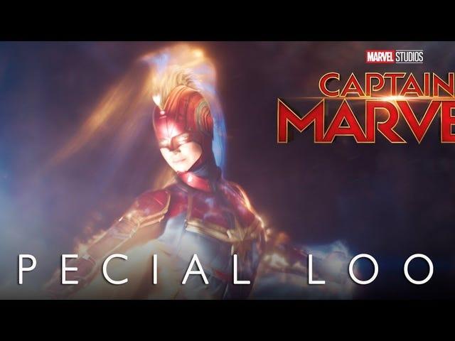 Brie Larson schlägt mehr alte Damen im neuen Captain Marvel Trailer