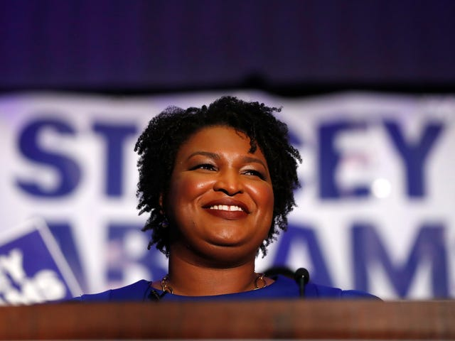 Stacey Abrams Wins Big in Georgia and Now Has a Shot at Becoming 1st African-American Female Governor in U.S. History